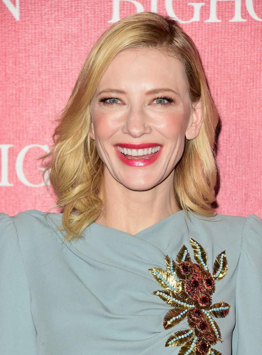 Cate Blanchett, Palm Springs International Film Festival 2016
