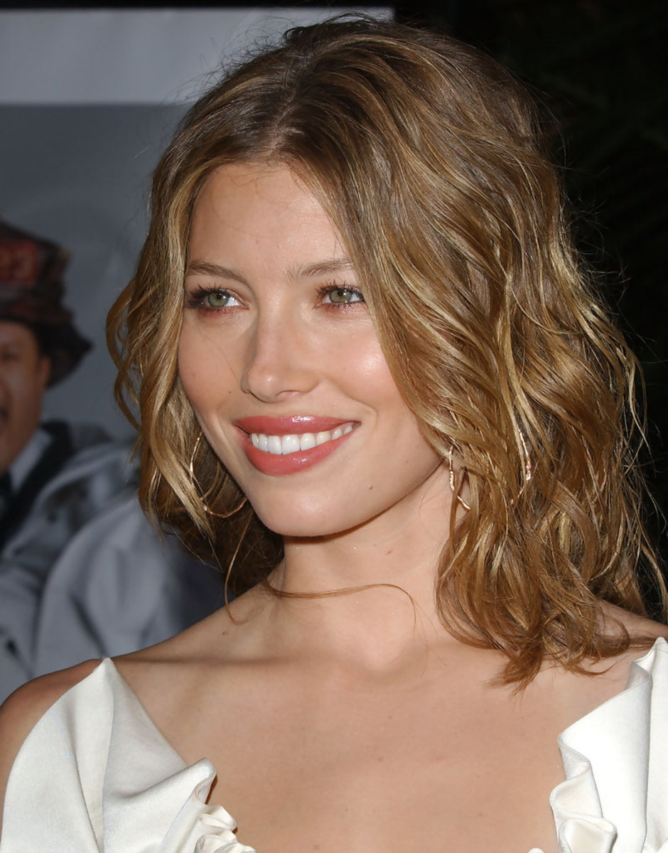 Jessica Biel, I Now Pronounce You Chuck and Larry premiere, 2007