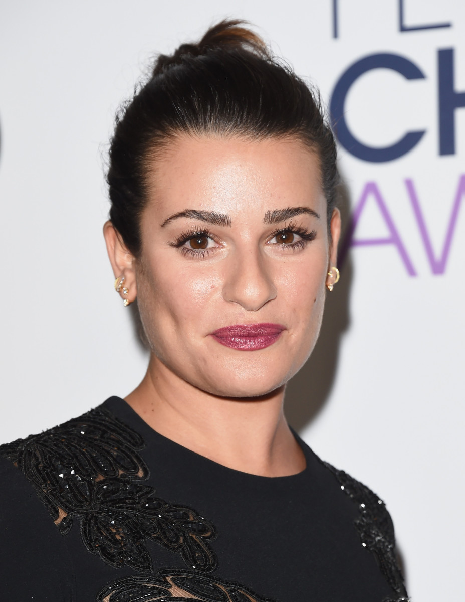 Lea Michele, People's Choice Awards 2016