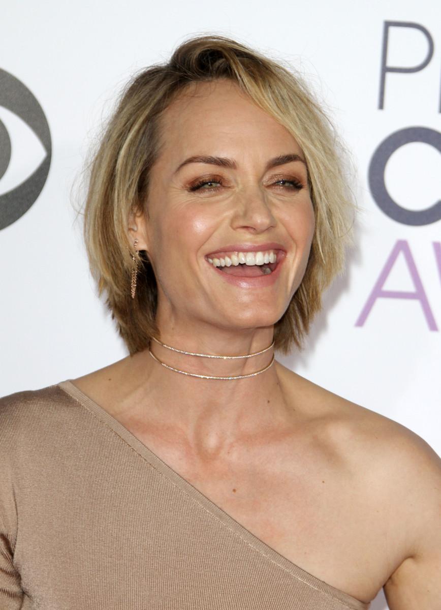Amber Valletta, People's Choice Awards 2016