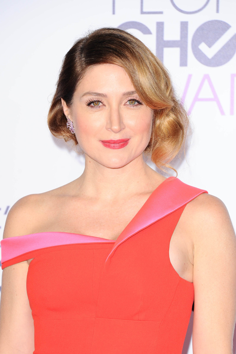 Sasha Alexander, People's Choice Awards 2016