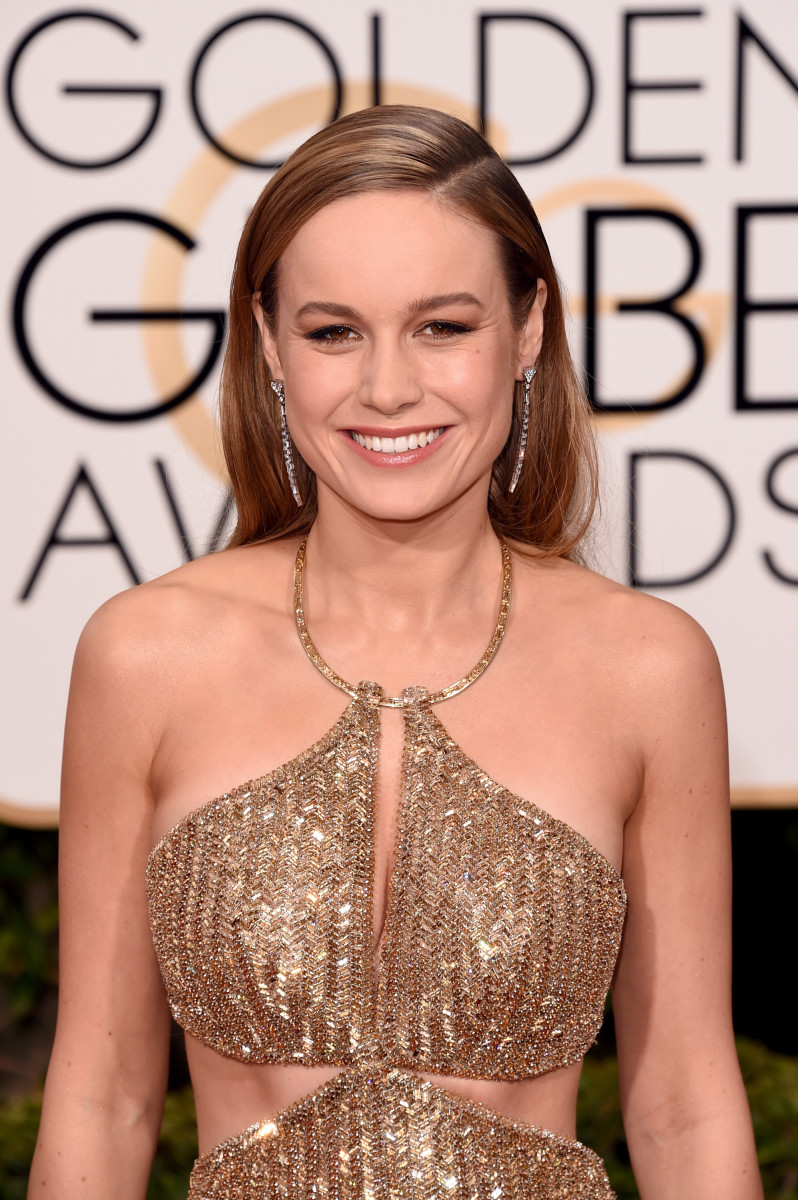 Brie Larson, Golden Globe Awards 2016