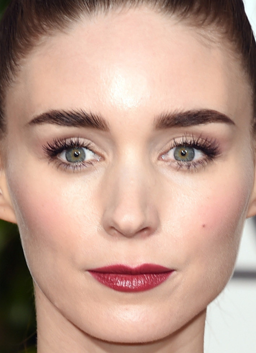 Rooney Mara, Golden Globe Awards 2016