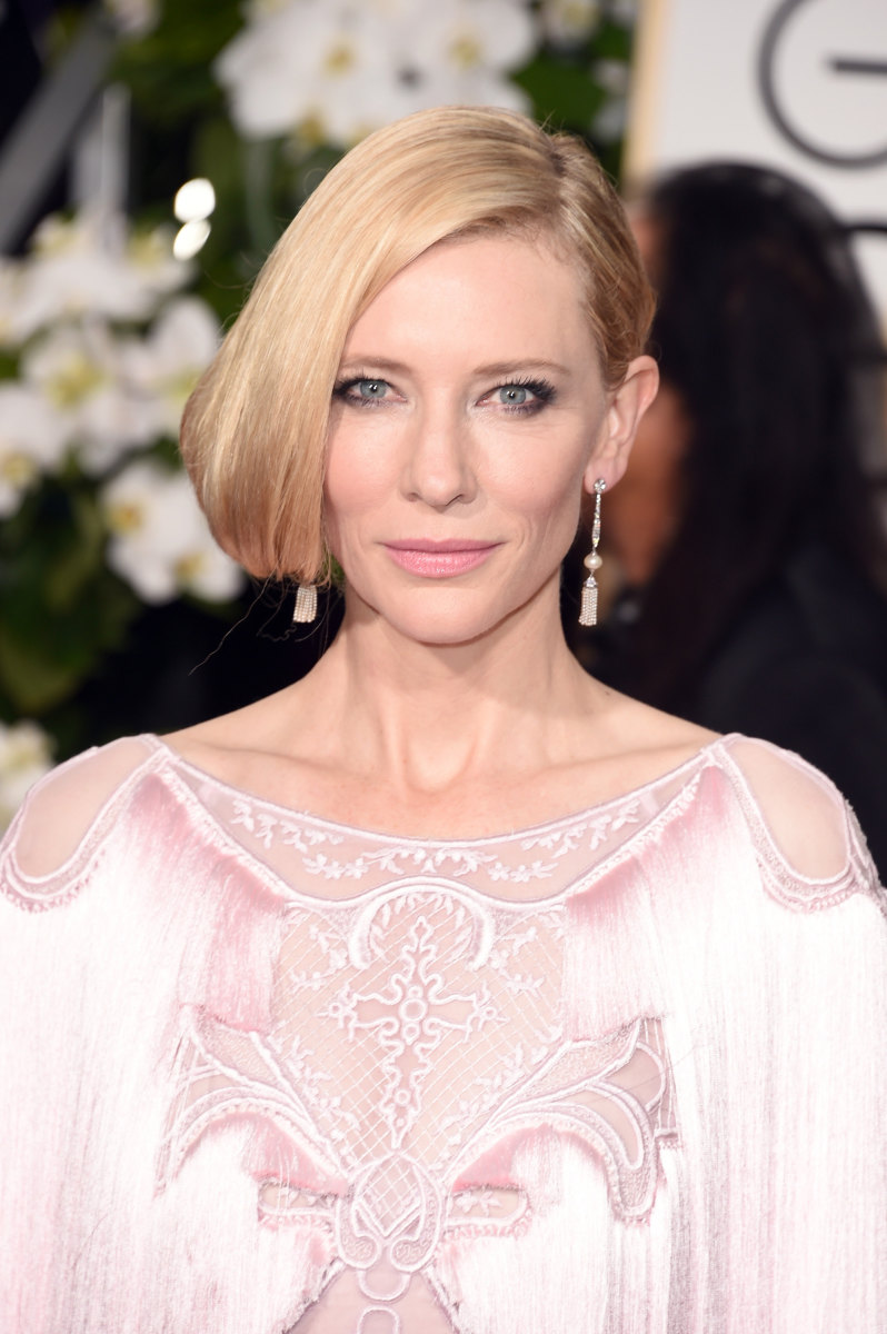 Cate Blanchett, Golden Globe Awards 2016