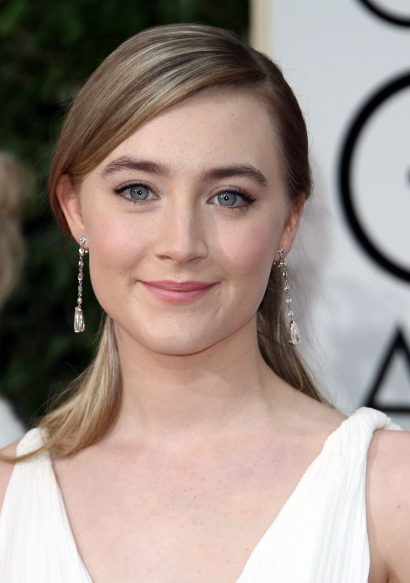 Saoirse Ronan, Golden Globe Awards 2016