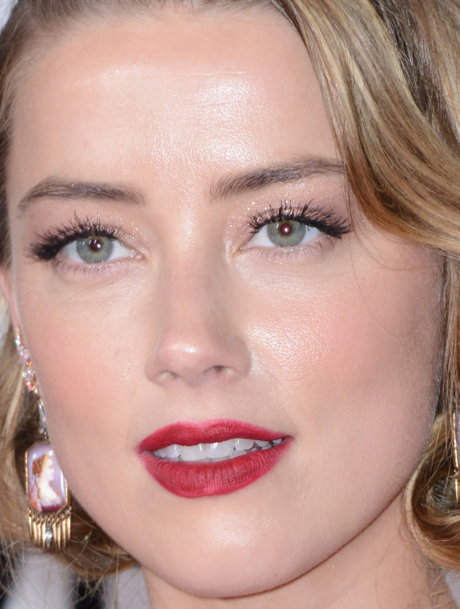 Amber Heard, Golden Globe Awards 2016