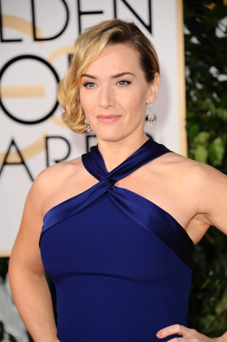 Kate Winslet, Golden Globe Awards 2016