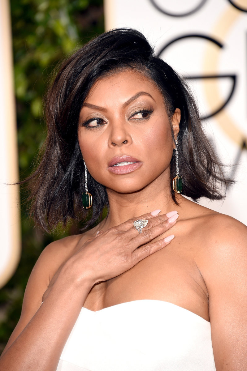 Taraji P. Henson, Golden Globe Awards 2016