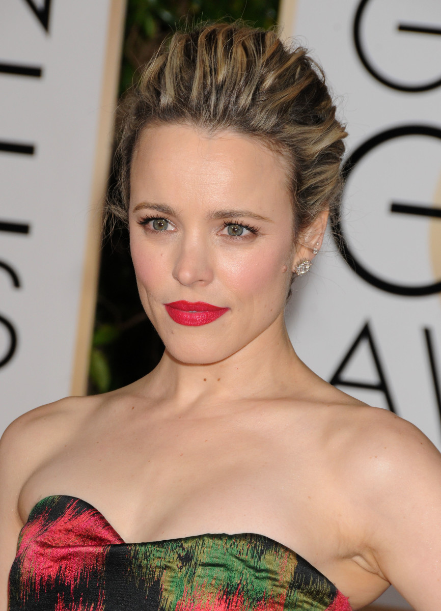Rachel McAdams, Golden Globe Awards 2016