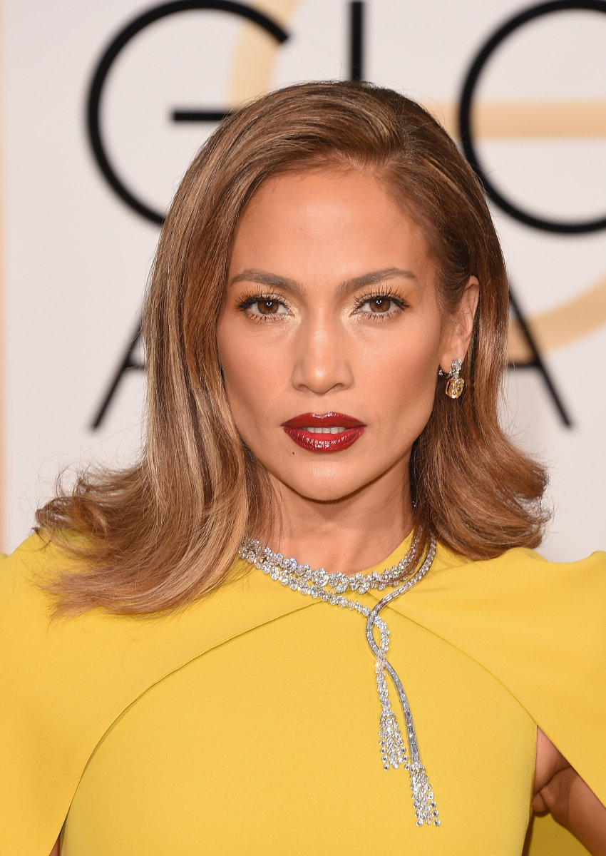 Jennifer Lopez, Golden Globe Awards 2016