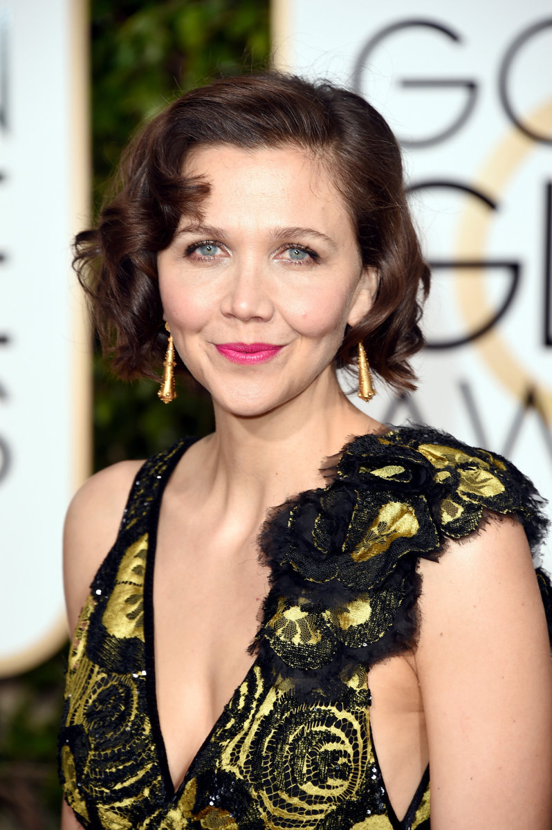 Maggie Gyllenhaal, Golden Globe Awards 2016