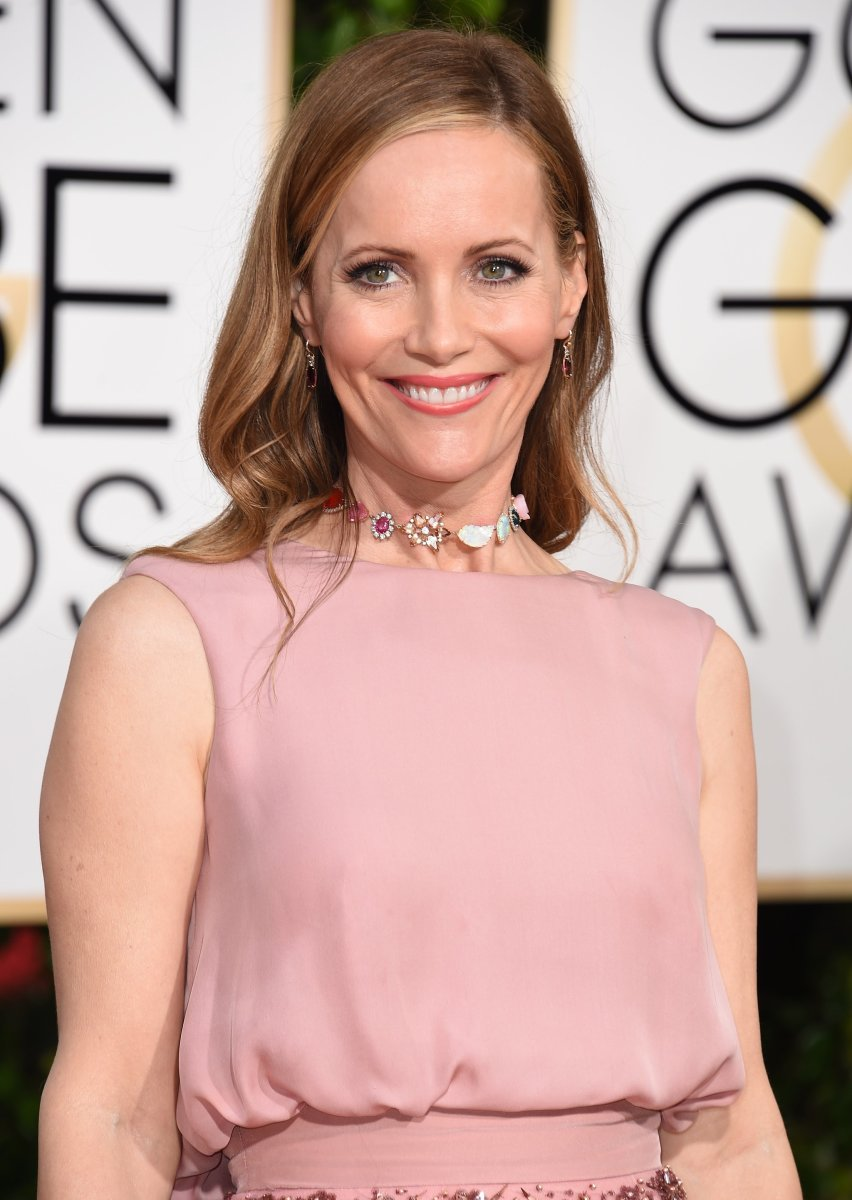 Leslie Mann, Golden Globe Awards 2016