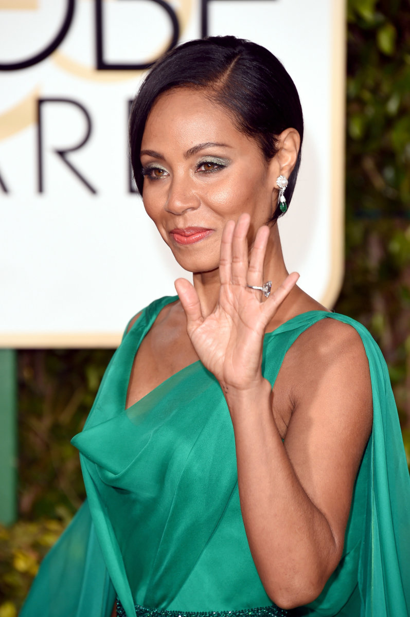 Jada Pinkett Smith, Golden Globe Awards 2016