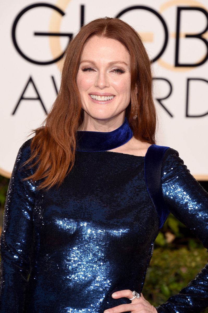 Julianne Moore, Golden Globe Awards 2016