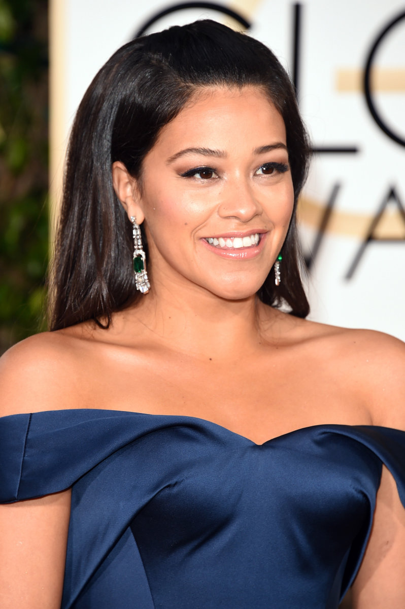 Gina Rodriguez, Golden Globe Awards 2016