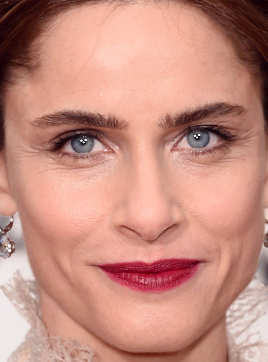 Amanda Peet, Golden Globe Awards 2016
