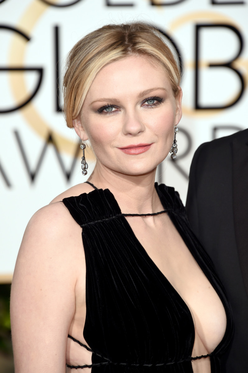 Kirsten Dunst, Golden Globe Awards 2016