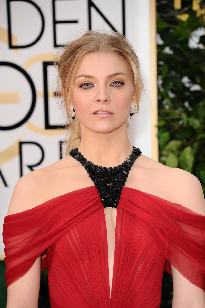 Natalie Dormer, Golden Globe Awards 2016