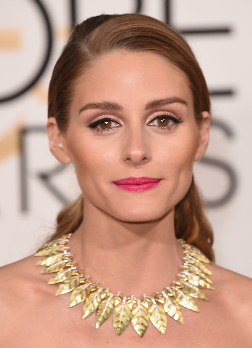 Olivia Palermo, Golden Globe Awards 2016