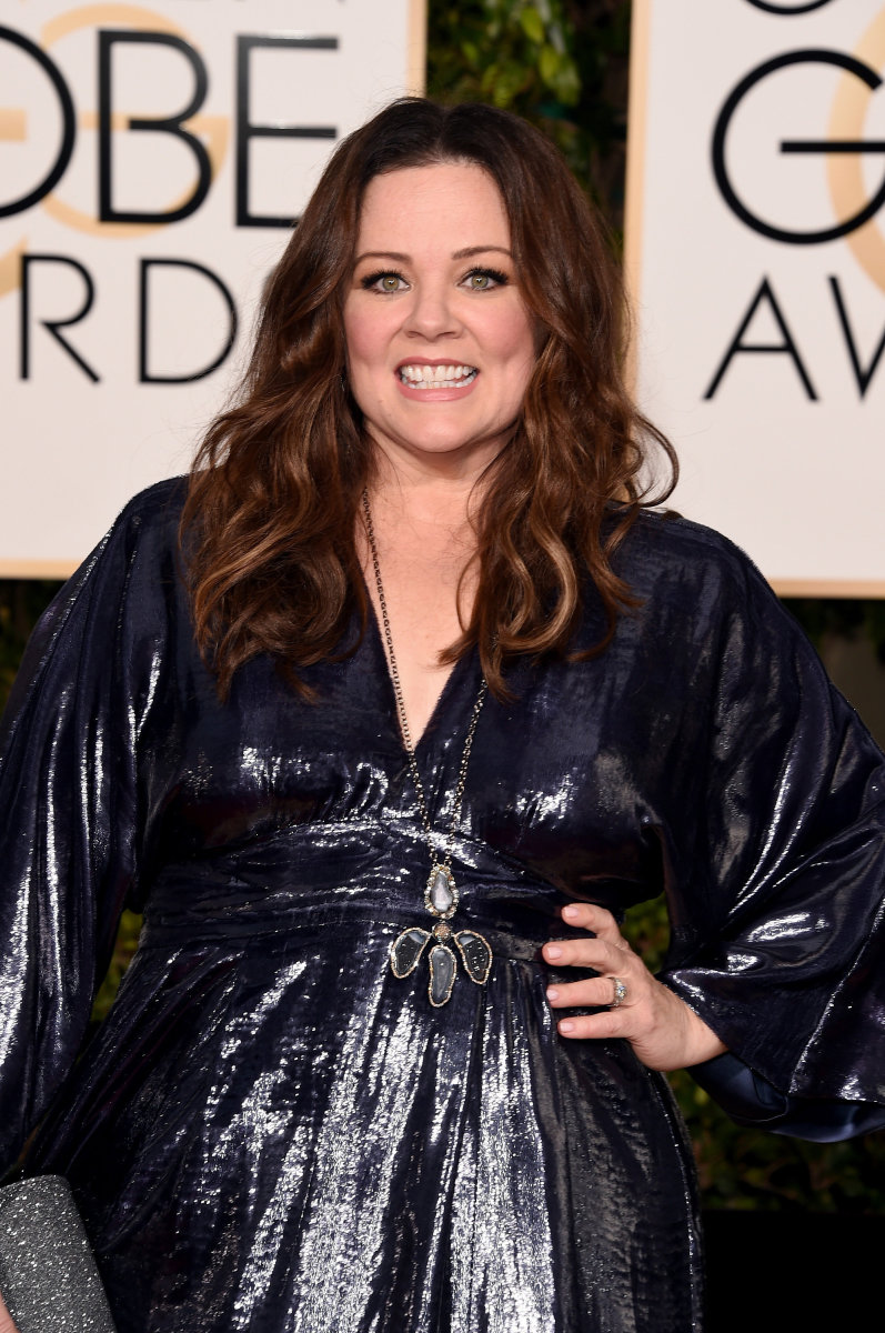 Melissa McCarthy, Golden Globe Awards 2016