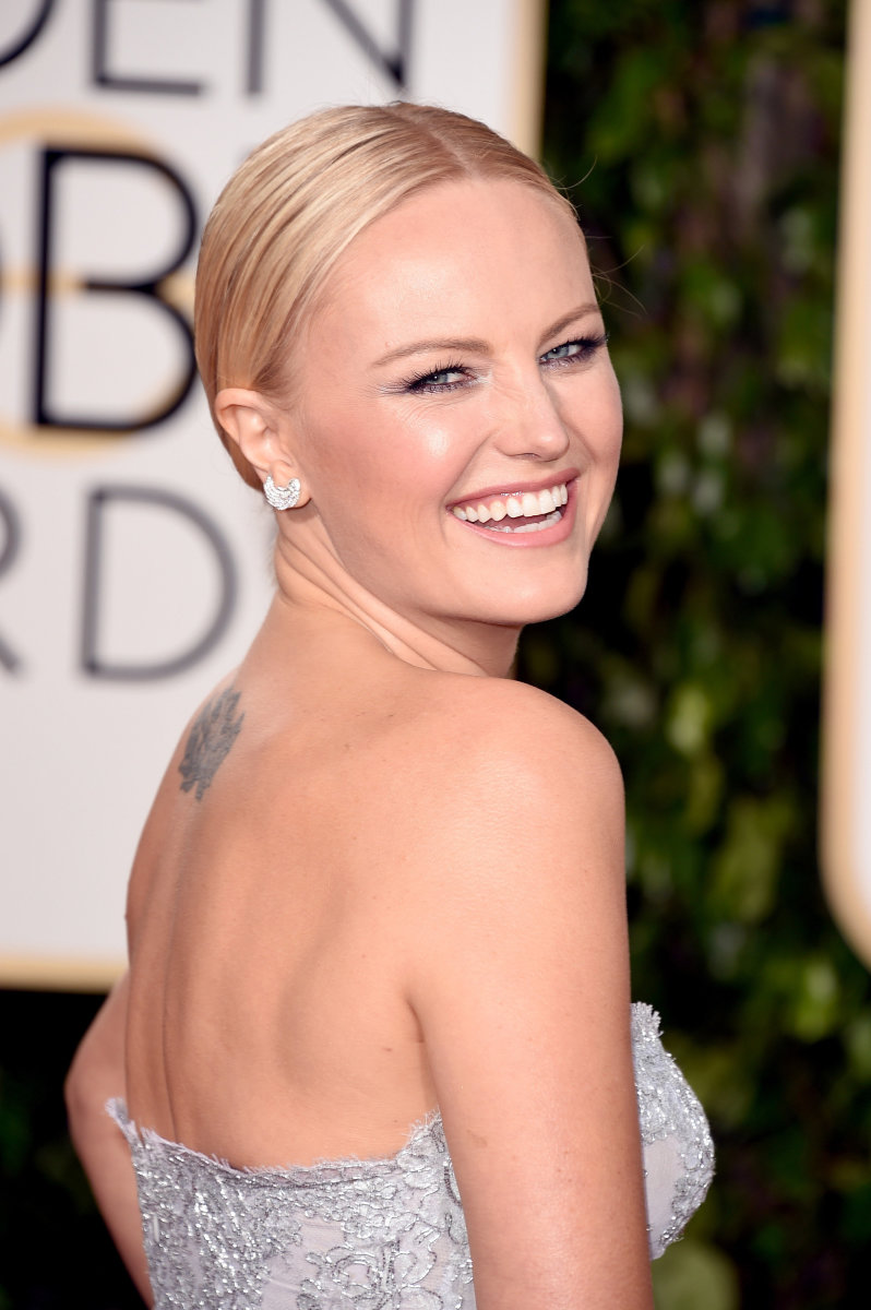 Malin Akerman, Golden Globe Awards 2016