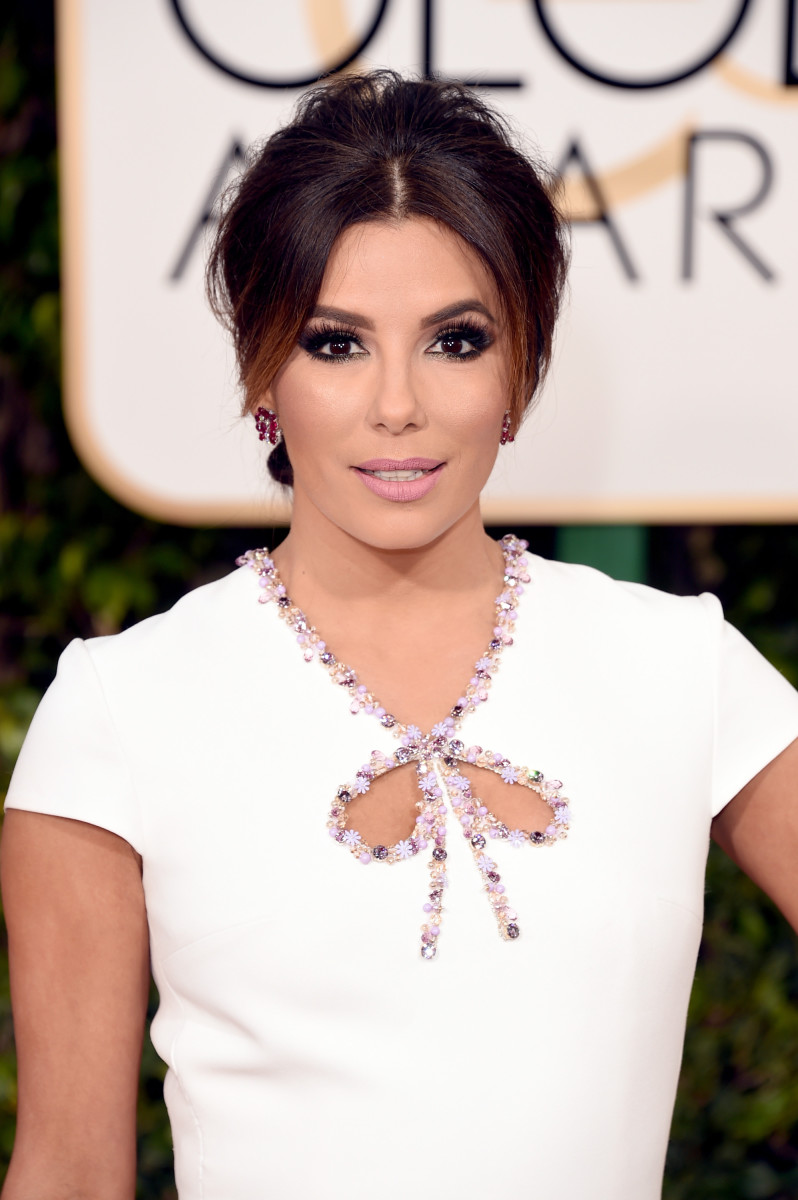 Eva Longoria, Golden Globe Awards 2016