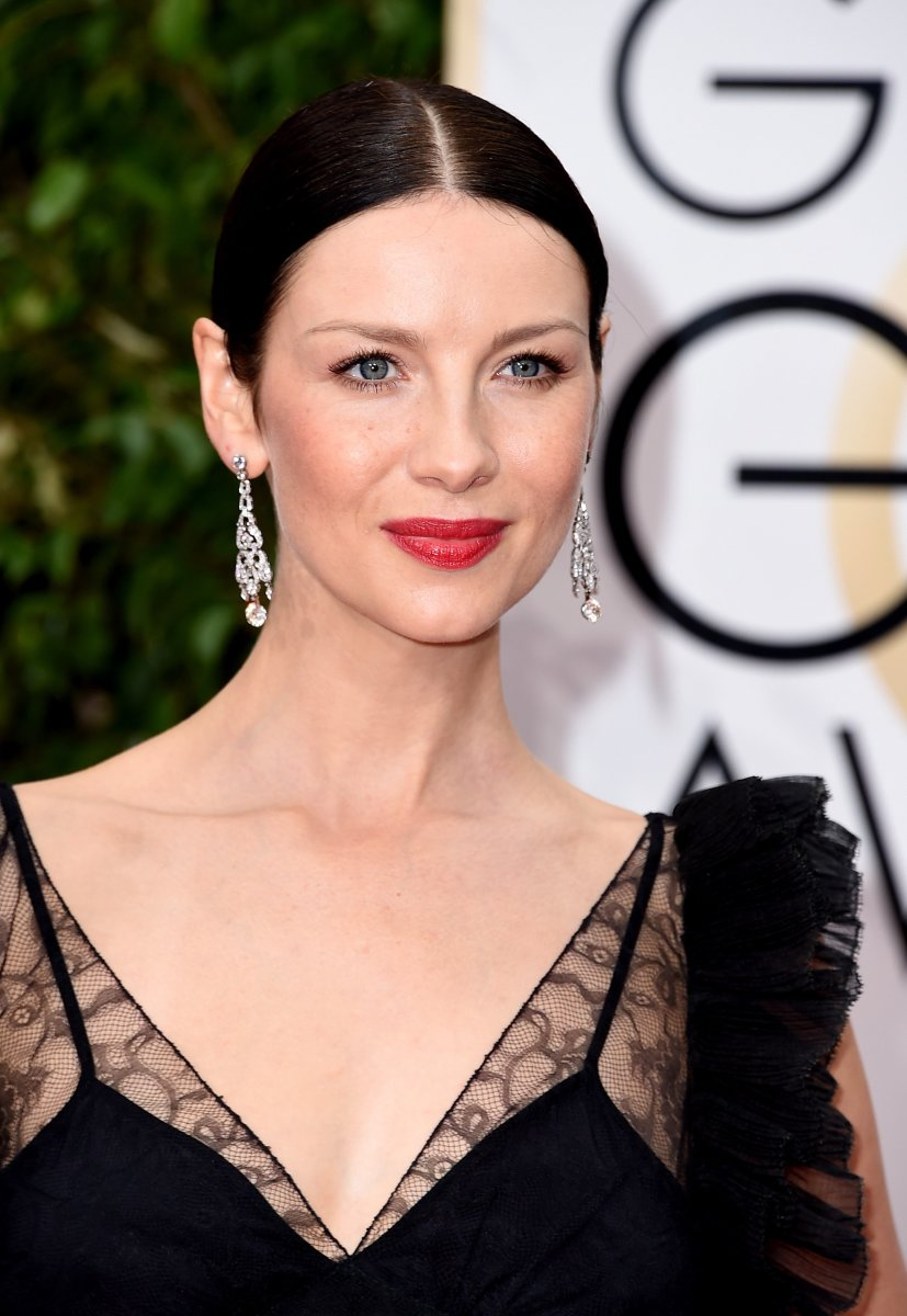 Caitriona Balfe, Golden Globe Awards 2016