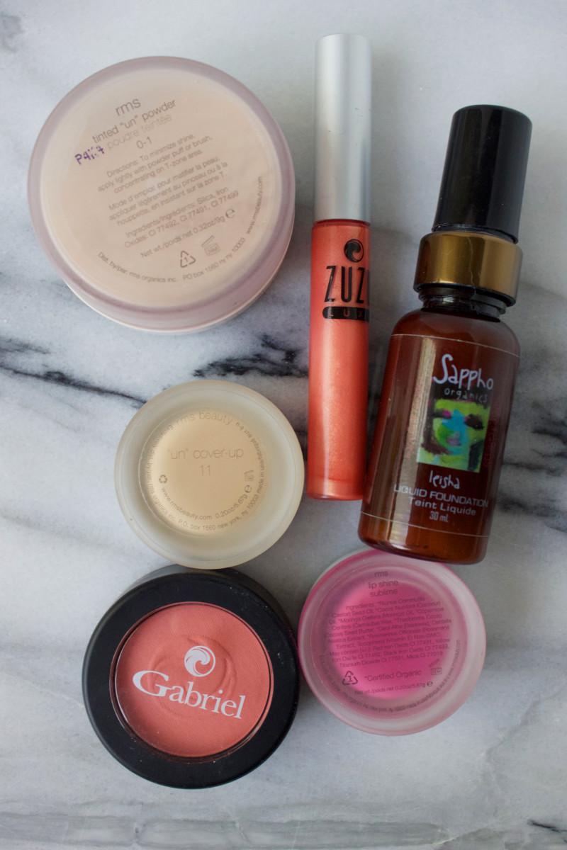 Safe makeup
