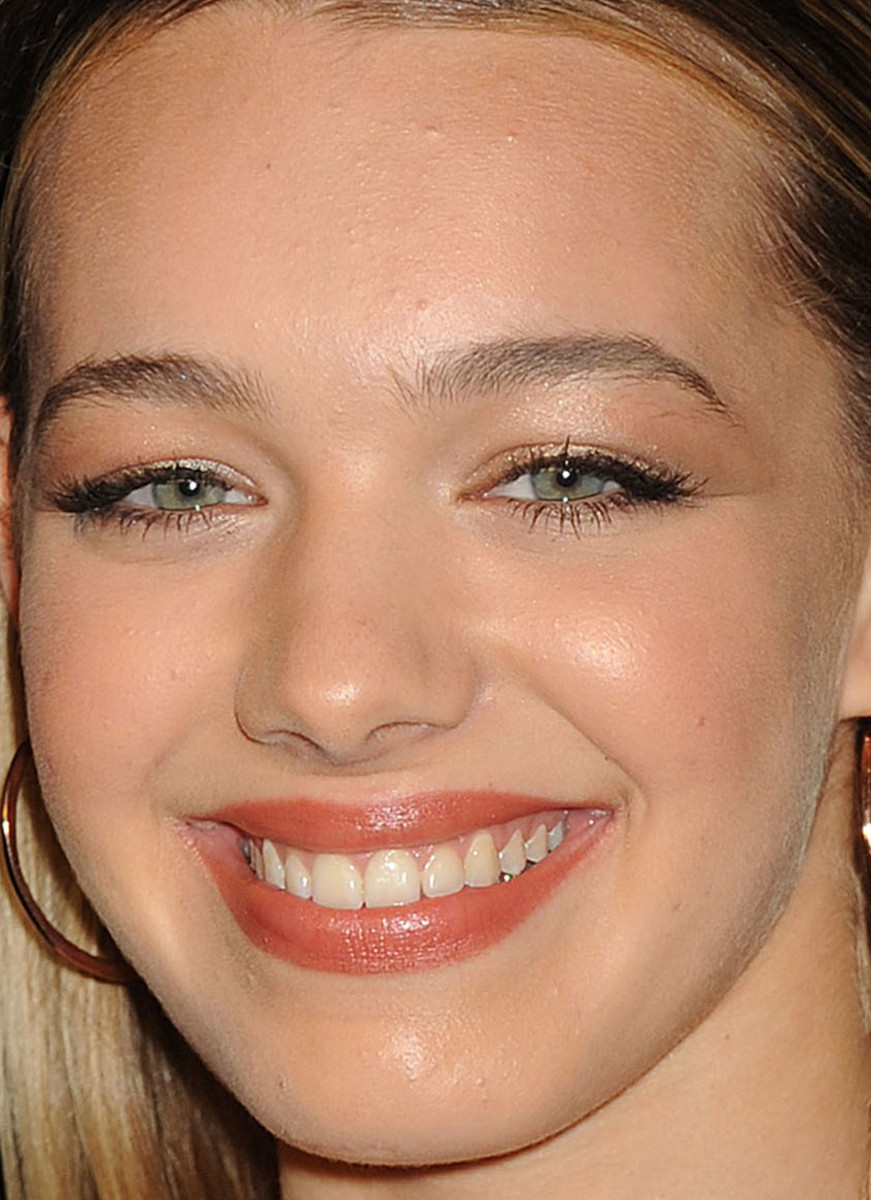 Sadie Calvano, InStyle and Warner Bros. Golden Globes After-Party, 2016