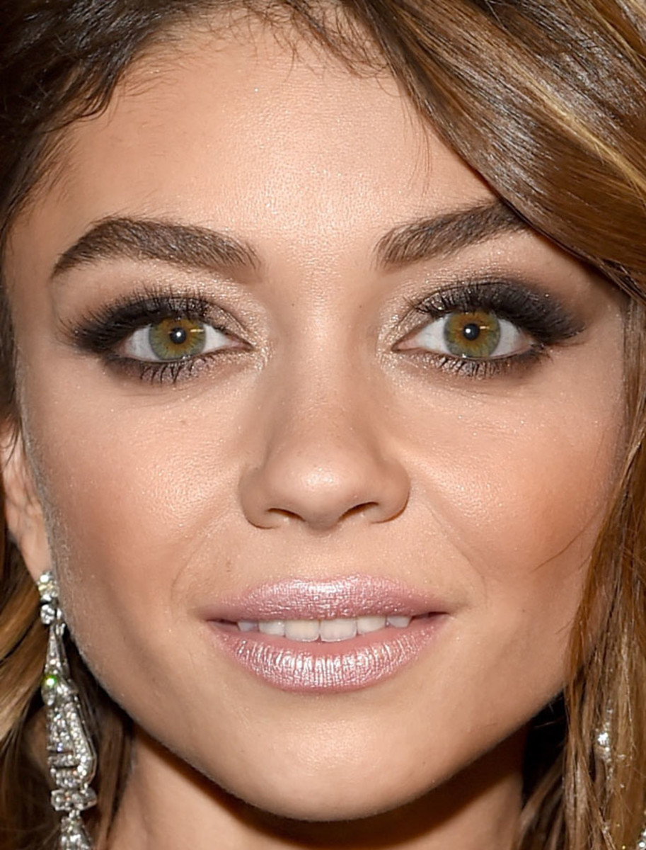 Sarah Hyland, InStyle and Warner Bros. Golden Globes After-Party, 2016