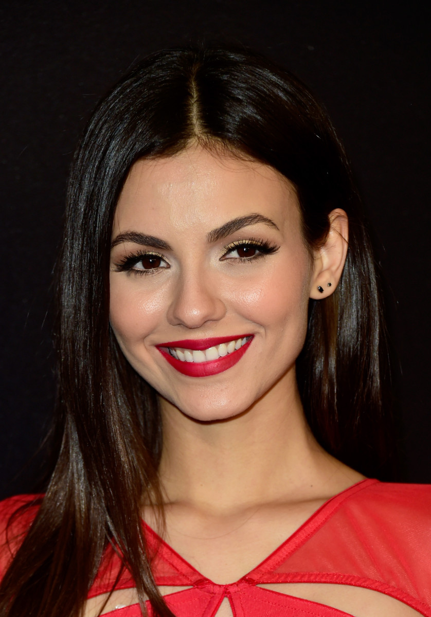 Victoria Justice, InStyle and Warner Bros. Golden Globes After-Party, 2016