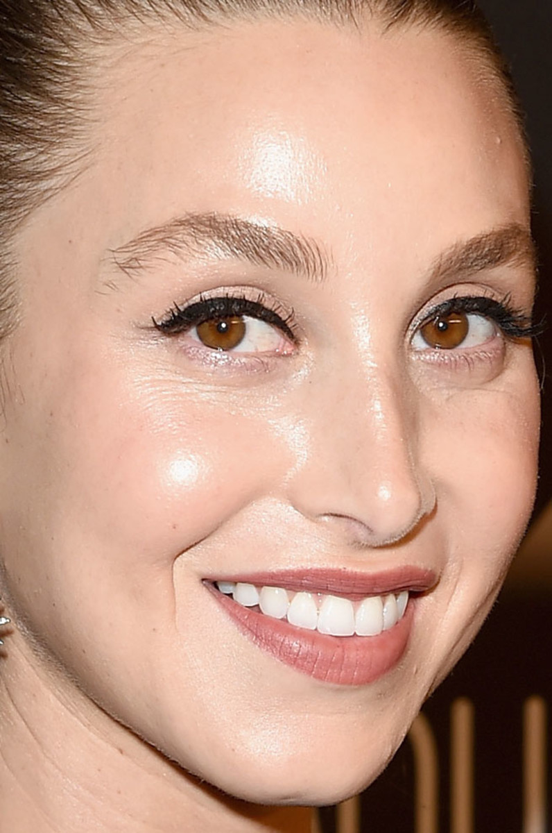 Whitney Port, InStyle and Warner Bros. Golden Globes After-Party, 2016