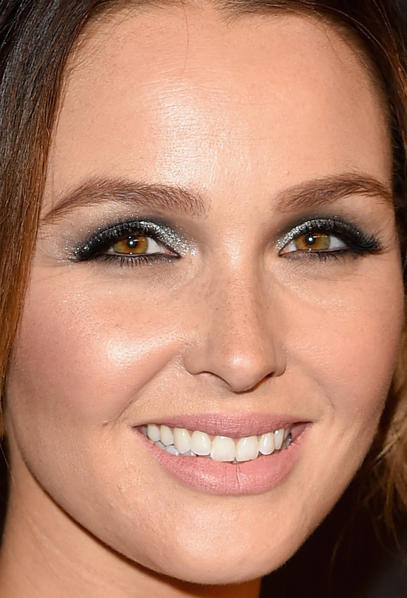 Camilla Luddington, InStyle and Warner Bros. Golden Globes After-Party, 2016