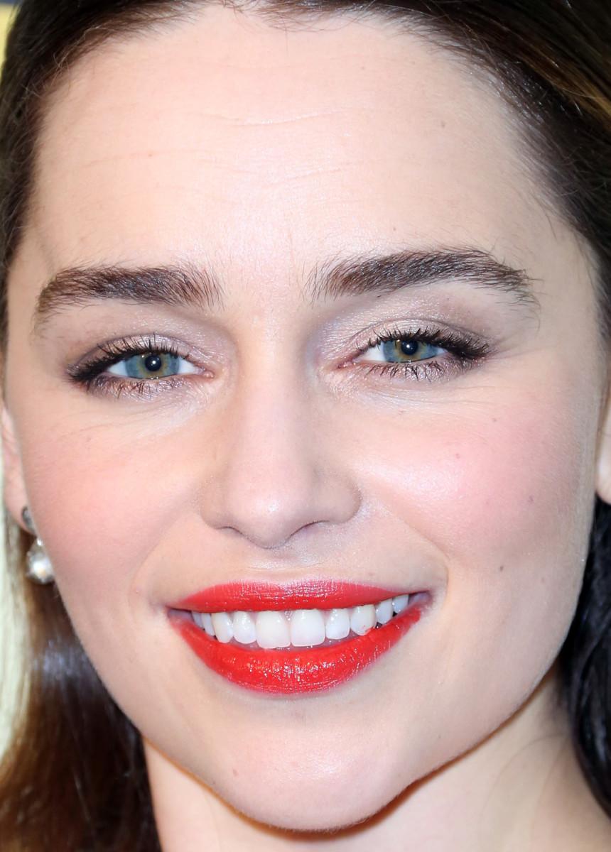 Emilia Clarke, HBO Golden Globes After-Party, 2016