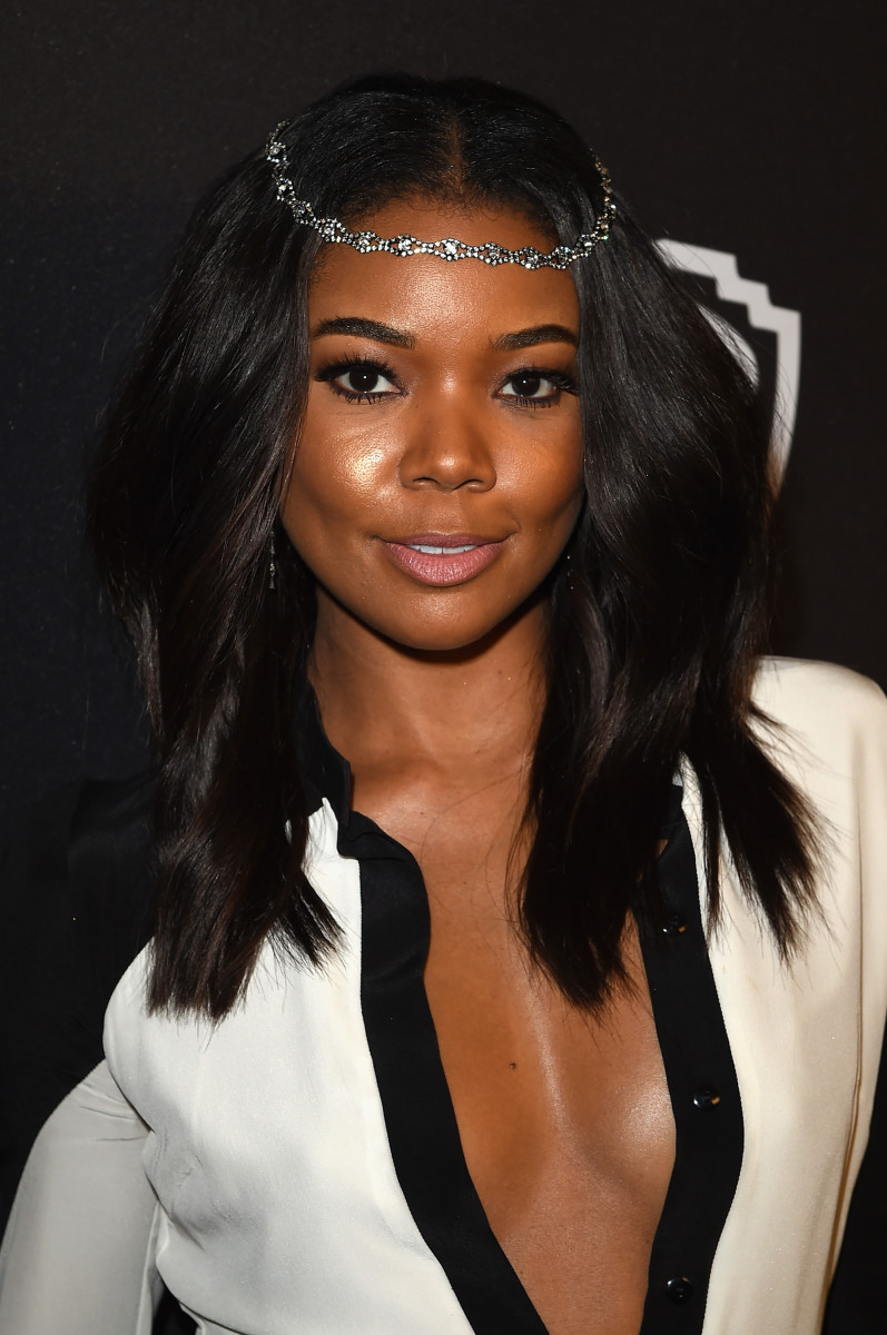 Gabrielle Union Covers Hype Hair Magazine S March 2015 Issue: 33 Of The Best Beauty Looks At The Golden Globes After