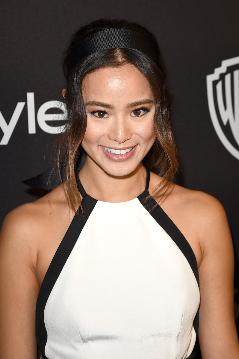 Jamie Chung, InStyle and Warner Bros. Golden Globes After-Party, 2016
