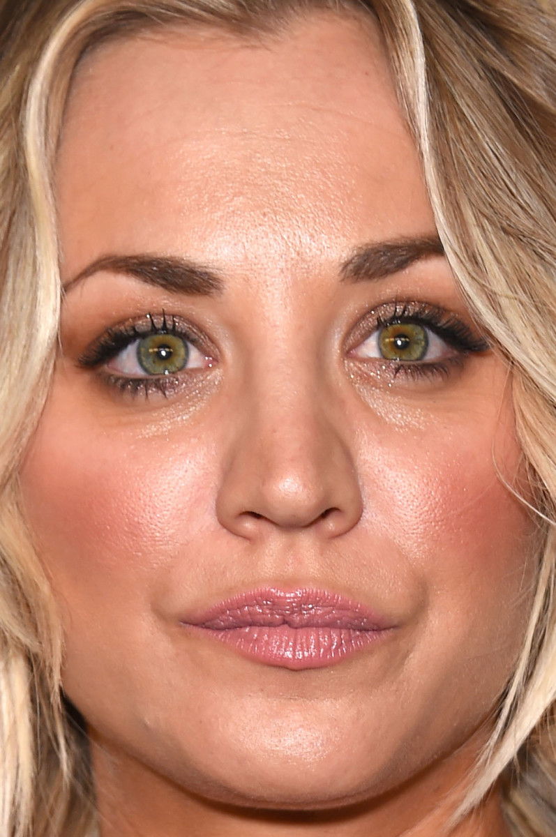 Kaley Cuoco, InStyle and Warner Bros. Golden Globes After-Party, 2016