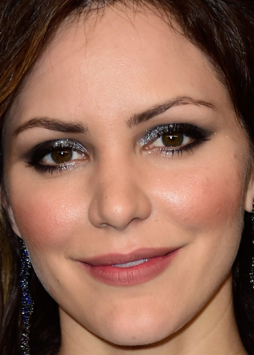 Katharine McPhee, InStyle and Warner Bros. Golden Globes After-Party, 2016