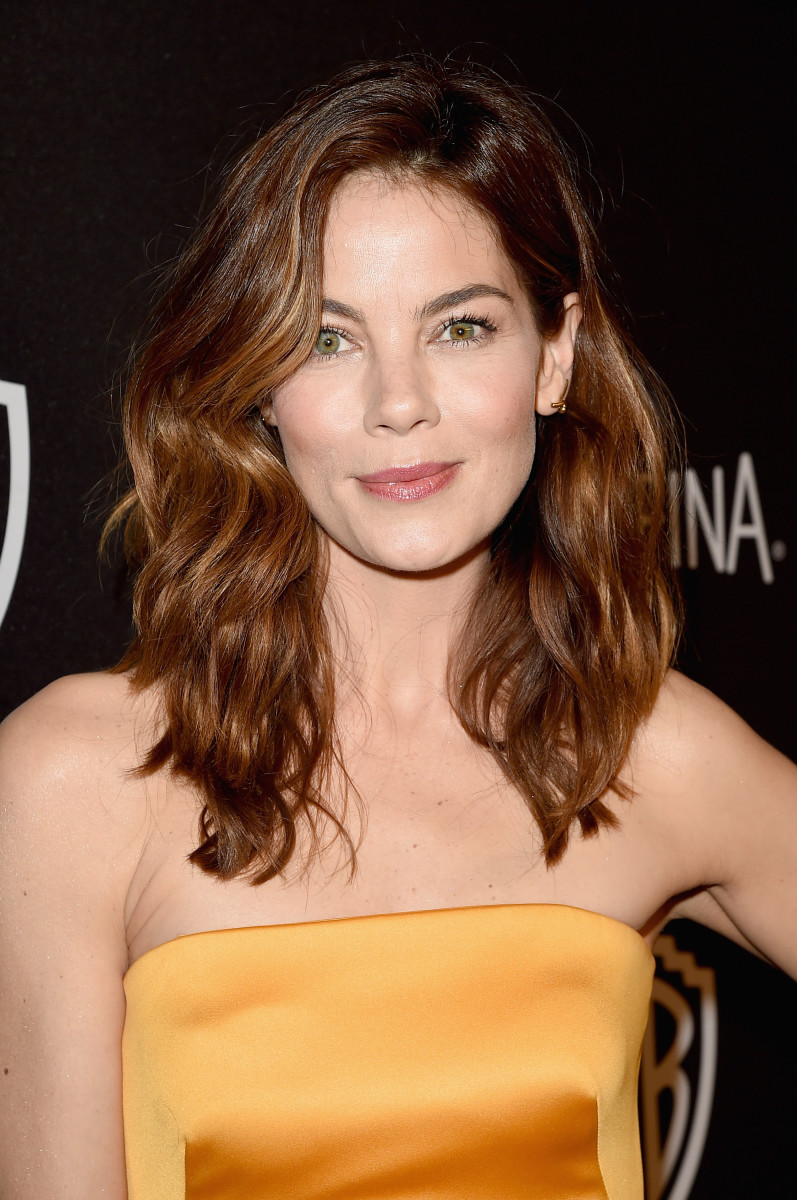 Michelle Monaghan, InStyle and Warner Bros. Golden Globes After-Party, 2016
