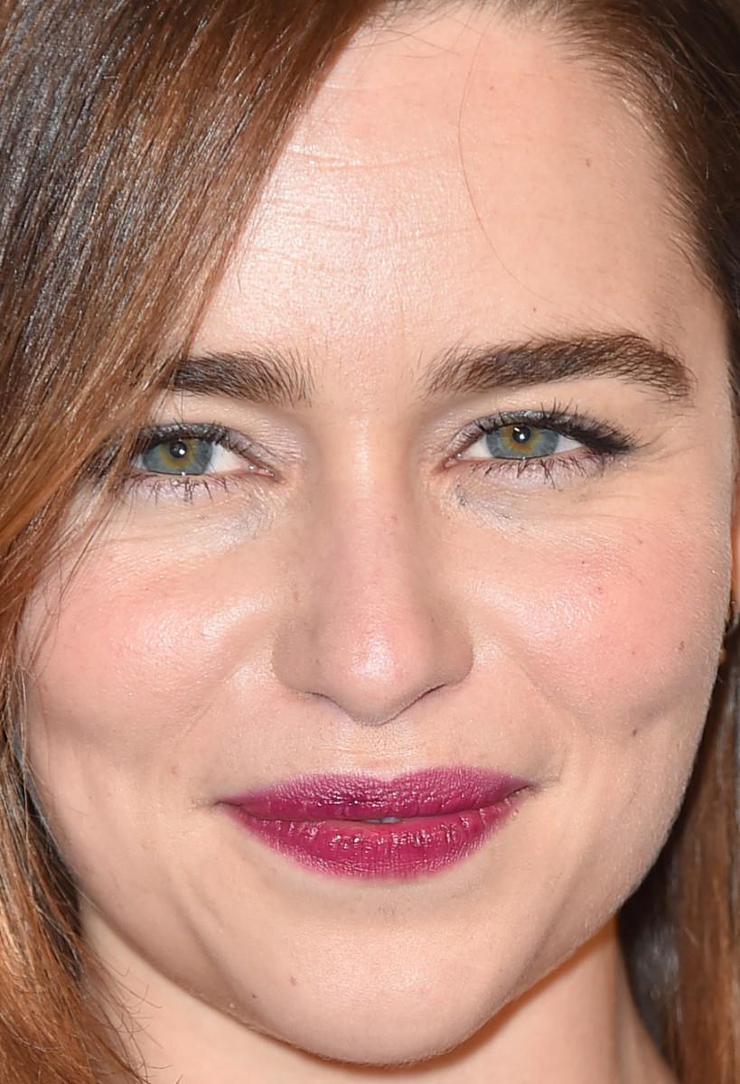 Emilia Clarke, BAFTA Los Angeles Awards Season Tea, 2016