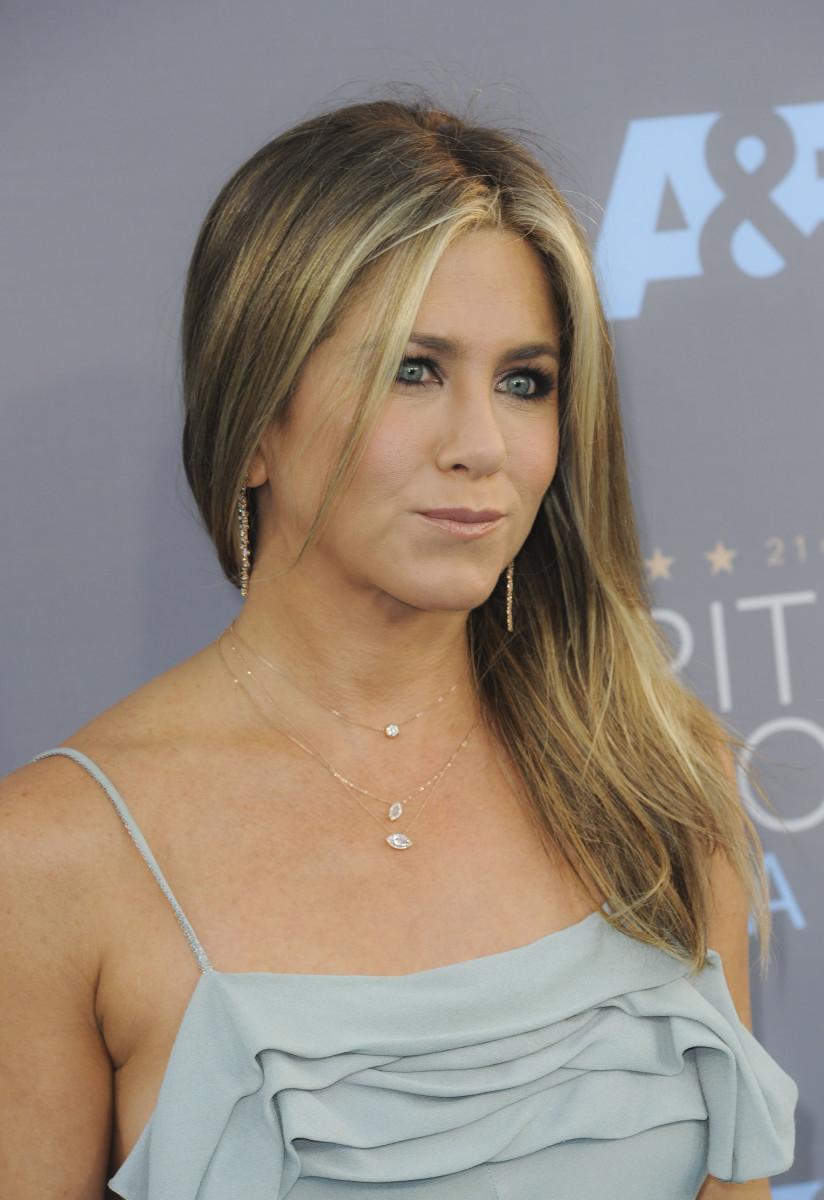 Jennifer Aniston, Critics' Choice Awards 2016