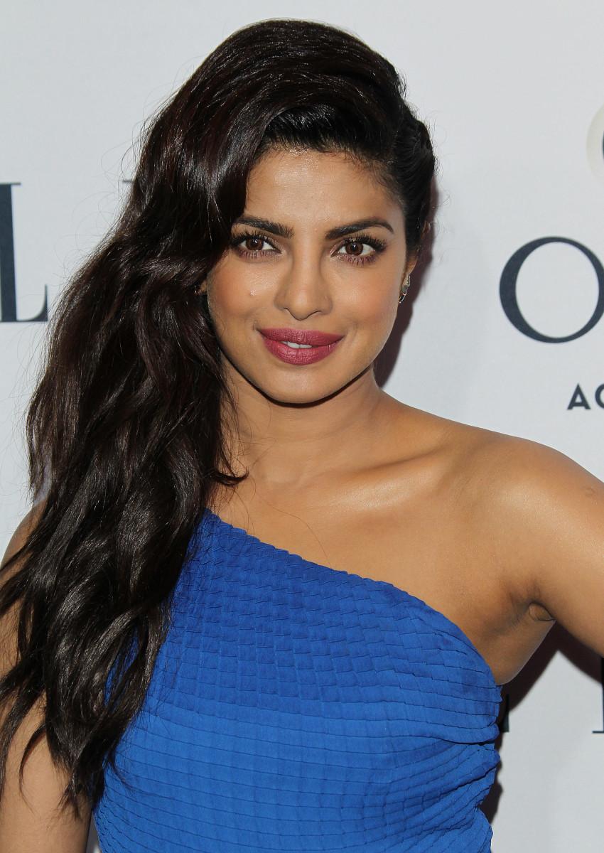 Priyanka Chopra, ELLE Women in Television celebration, 2016