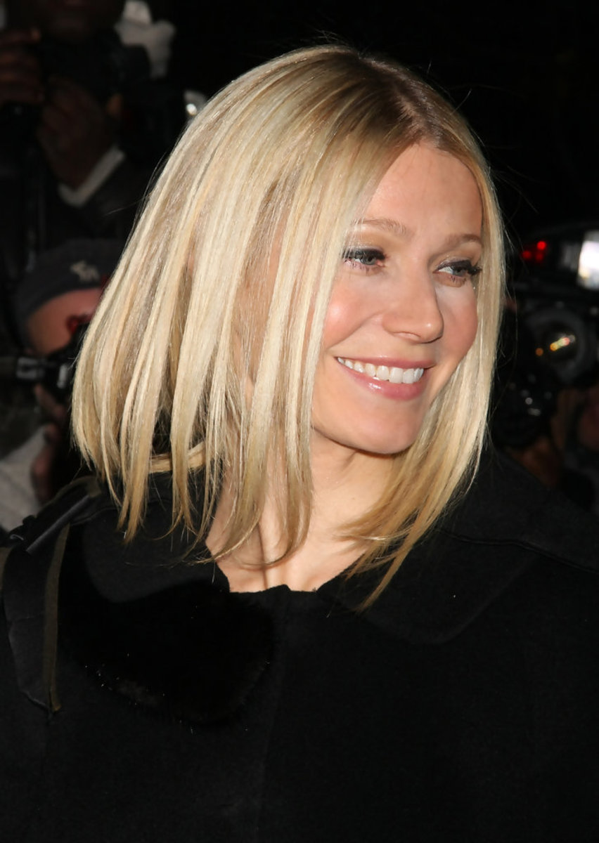 Gwyneth Paltrow, Valentino The Last Emperor New York premiere, 2009