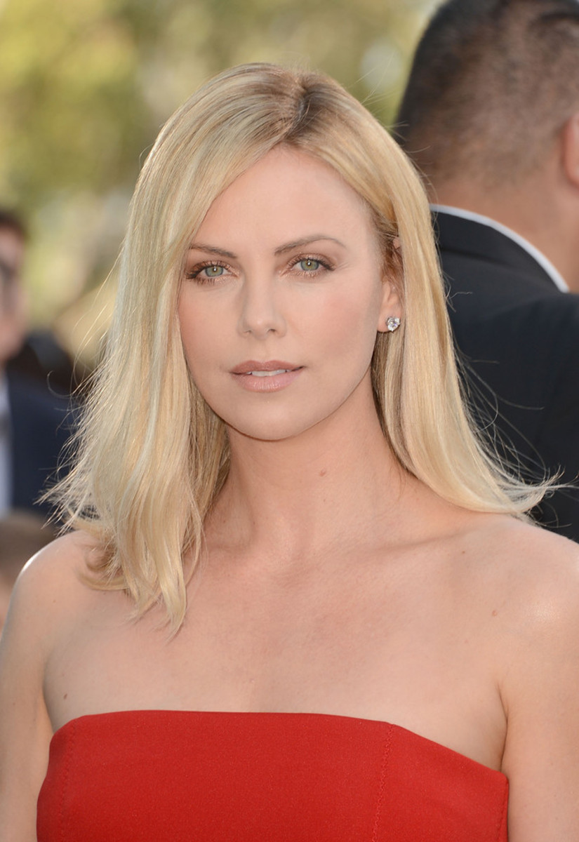 Charlize Theron, MTV Movie Awards 2012