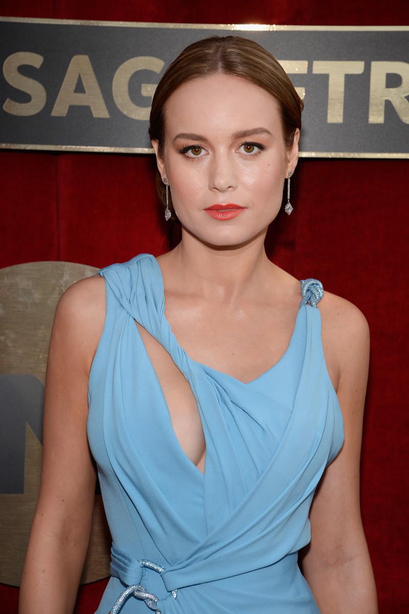 Brie Larson, SAG Awards 2016
