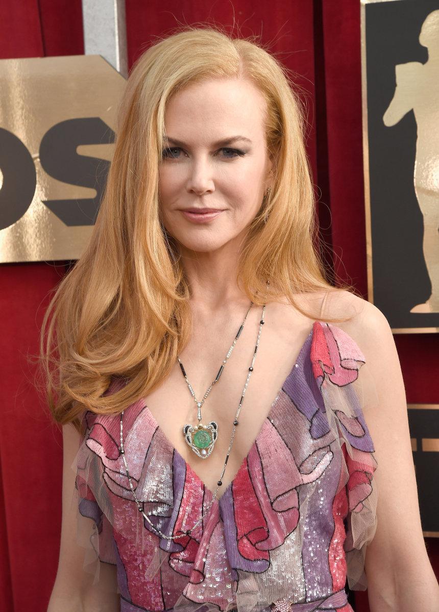 Nicole Kidman, SAG Awards 2016