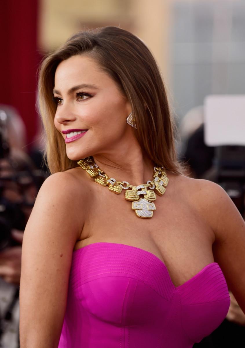 Sofia Vergara, SAG Awards 2016