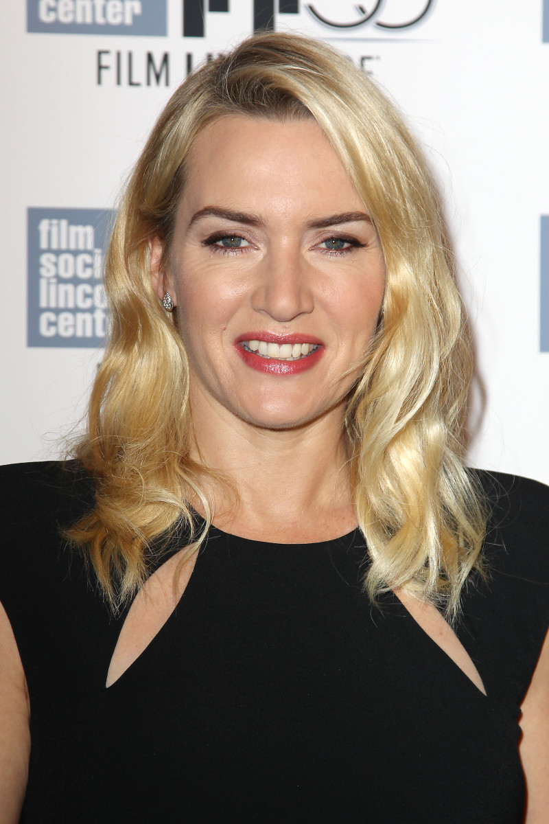 Kate Winslet, New York Film Festival 2015