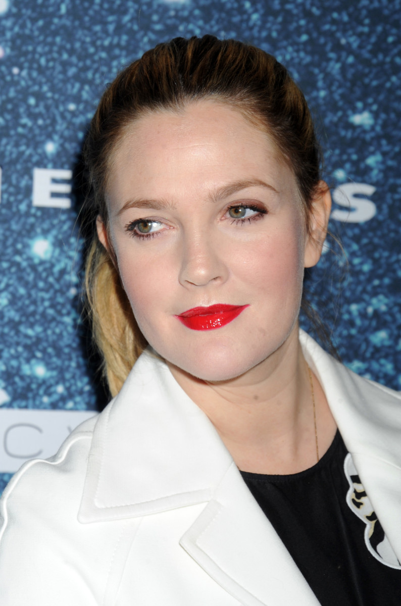 Drew Barrymore, Women's Leadership Awards, 2014