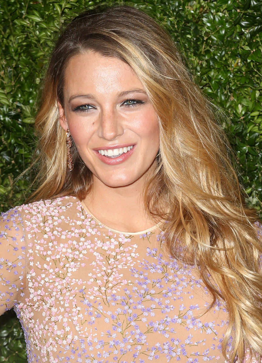 Blake Lively, Golden Heart Awards 2014